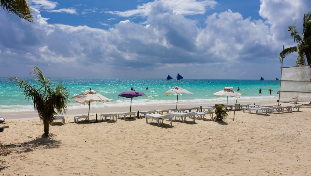 Boracay island best of the philippines visiting places