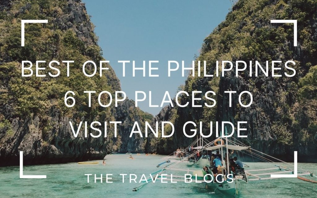 Best of the philippines visiting places