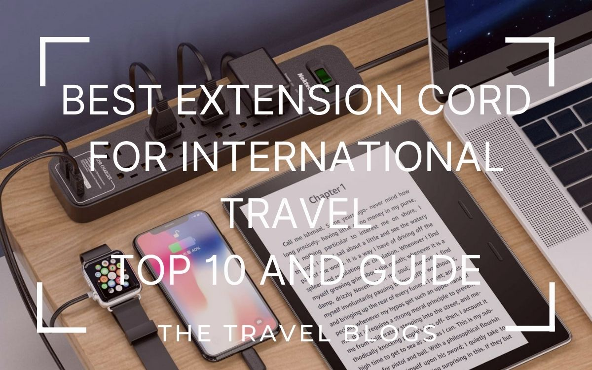 Best extension cord for international travel